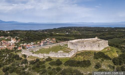 Kastro castle