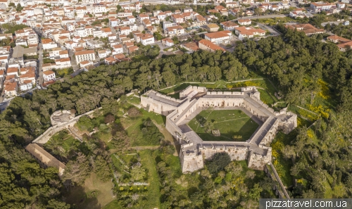 Нова фортеця (Пилос)