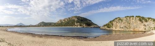 Пляж Войдокилья