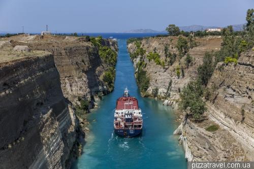 Коринфський канал