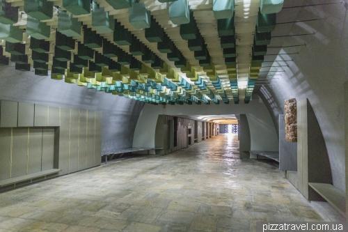 Лифт в Нафплионе