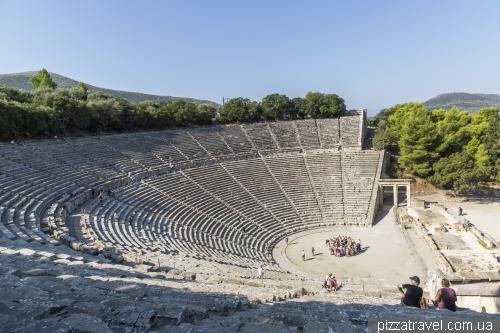 Театр Епідавра