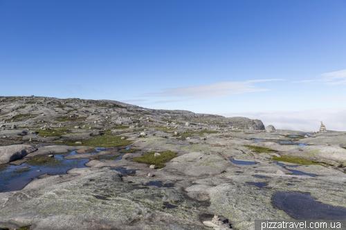 Камень-горошина (KjeragBolten)