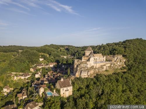 Castelnaud castle (Chateau de Castelnaud-la-Chapelle)