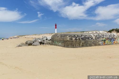 Пляж Кот Соваж (Cote Sauvage)