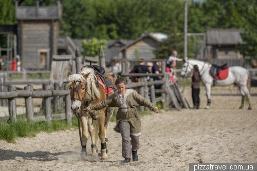 Family Historical Park Kievan Rus