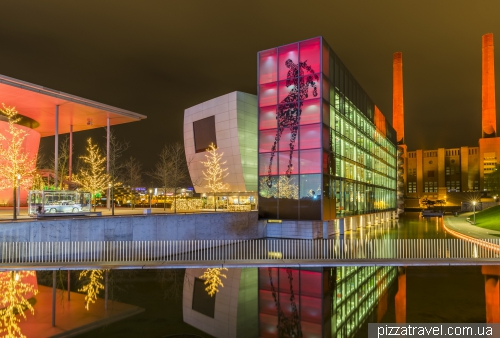 Automotive City in Wolfsburg (Autostadt)