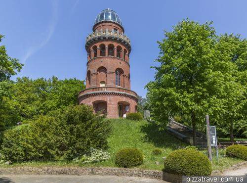 Башня Арндт Эрнст Морица (Ernst-Moritz-Arndt Turm)