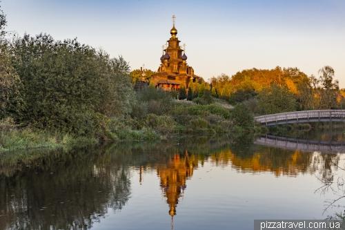 Храм святителя Николая в Гифхорне
