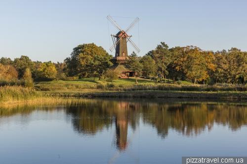 Украинская мельница Наташа в Гифхорне