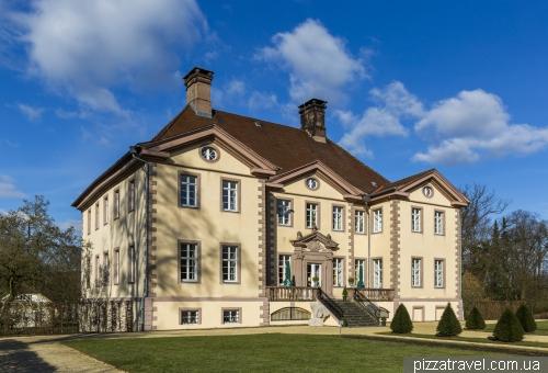 Дворец Шидер (Schloss Schieder)