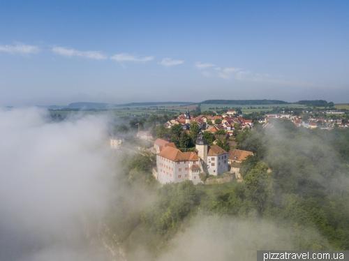 Дорнбургские дворцы (Dornburger Schlösser)