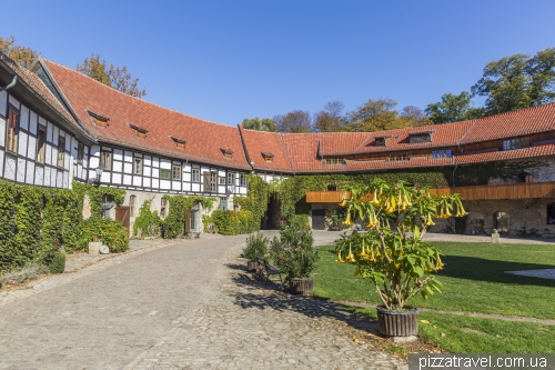 Замок Вестербург (Wasserschloss Westerburg)