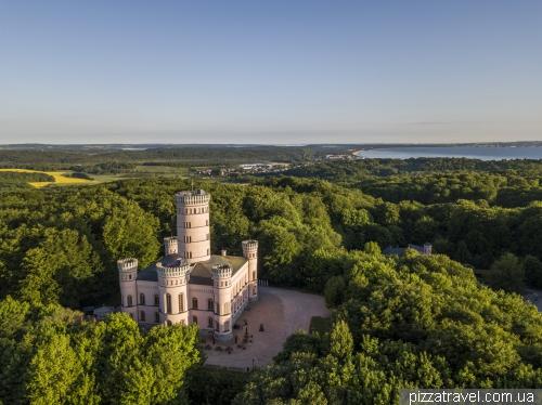 Замок Граніц (Jagdschloss Granitz)