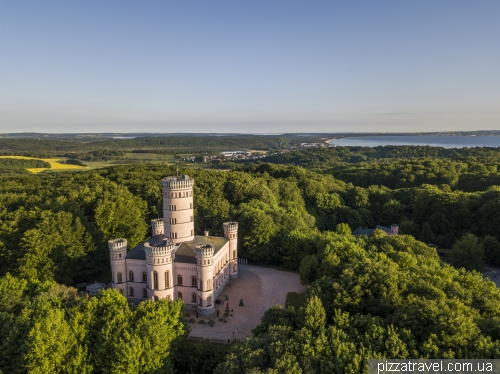 Замок Границ (Jagdschloss Granitz)