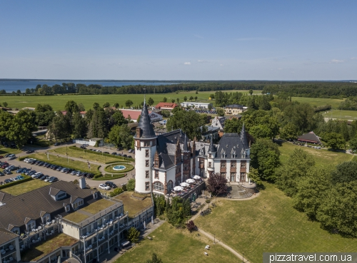 Замок Клинк (Schlosshotel Klink)