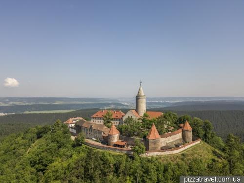 Замок Лойхтенбург (Leuchtenburg)