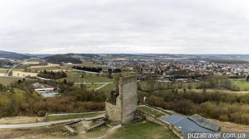 Руины Фолькмарсен (Kugelsburg Volkmarsen)