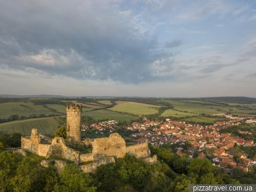 Three castles Drei Gleichen