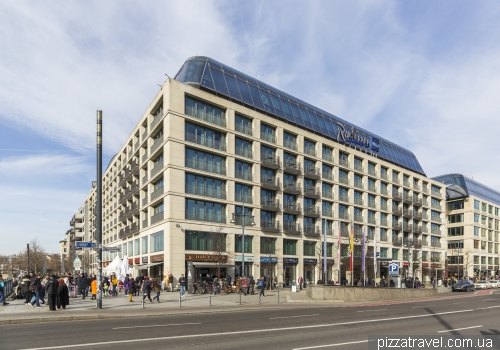 Radisson Blu in Berlin