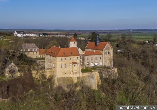 Goseck castle