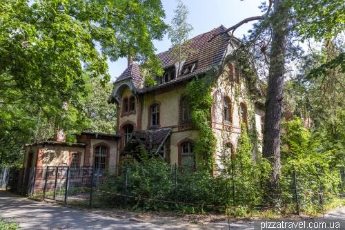 Abandoned Hospital Beelitz-Heilstatten