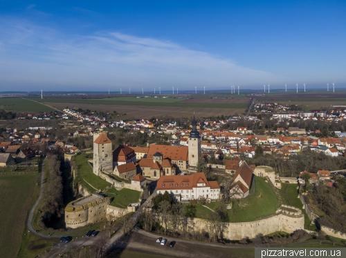 Замок Кверфурт (Burg Querfurt)