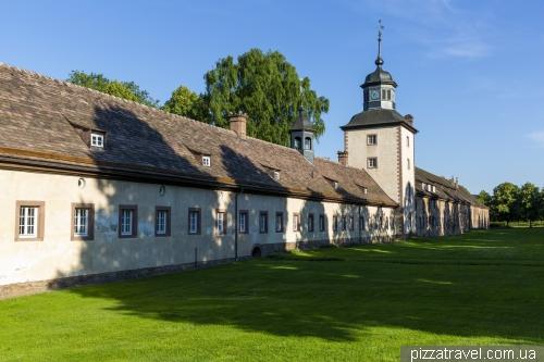 Замок Корвей