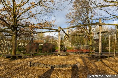 Максиміліан парк в Хаммі (Maximilianpark)