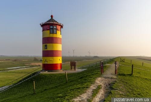 Маяк Пілсум (Pilsumer Leuchtturm)