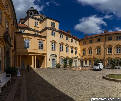 Eutin castle