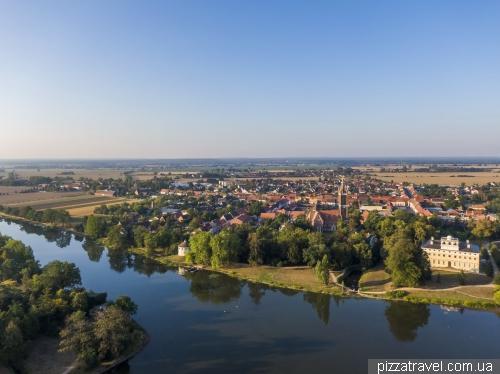 Парк в Вёрлитце (Wörlitzer Park)