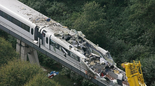 Катастрофа Transrapid в 2006 году