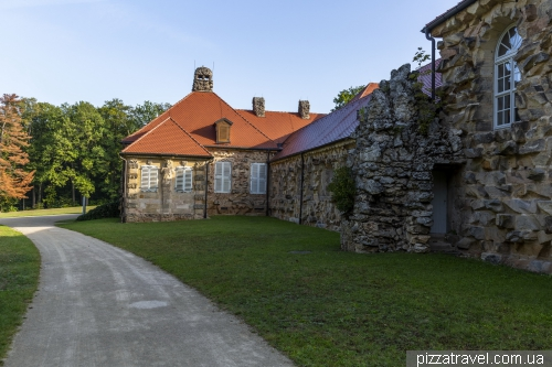 The Old Palace (1719-22)