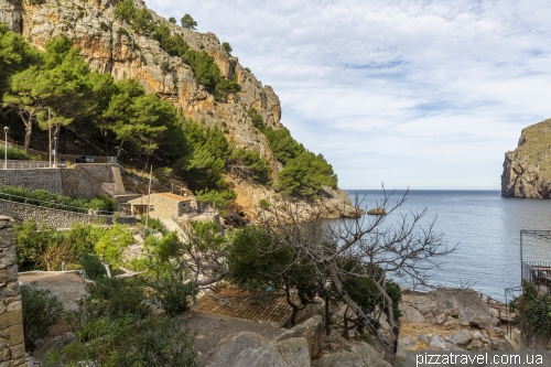 Sa Calobra Bay