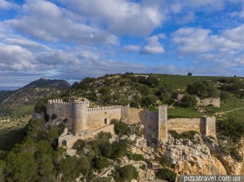Замок Сантуэри (Castell de Santueri)