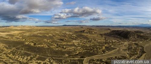 Національний парк Барденас Реалес (Bardenas Reales)