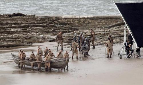 Гра престолів на пляжі Зумайя