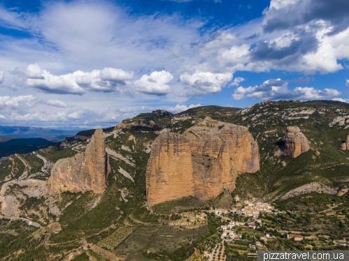 Cliffs of Mallos de Riglos
