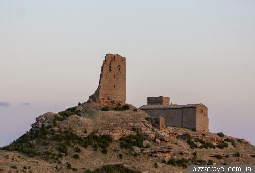 Замок Castillo de Marcuello