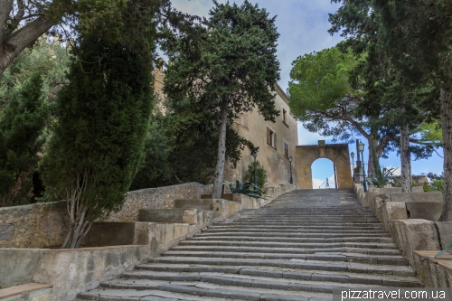 Cathedral and Fortress of San Salvador in Arta