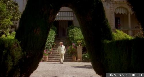 Пуаро в садибі Райша