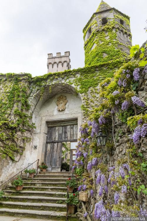 Villa Cimbrone in Ravello