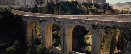 James Bond in Matera