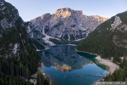 Озеро Браєс