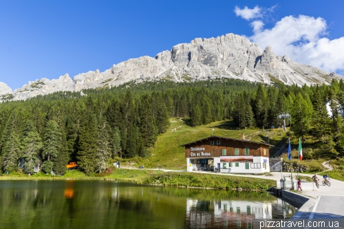 Misurina Lake (Lago di Misurina)