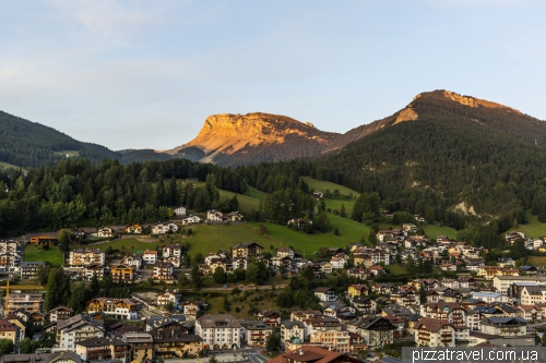 Ортизеи и долина Валь-Гардена