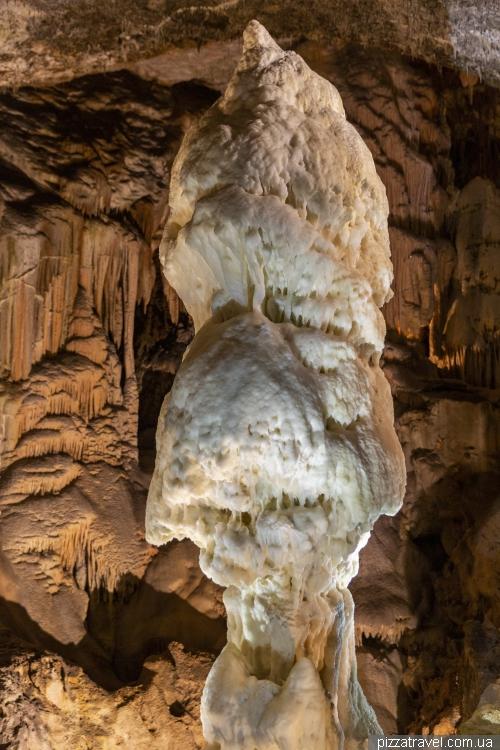 Пещера Постойна яма (Postojnska jama)