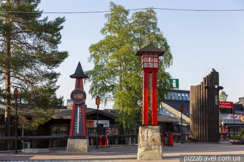 Селище Санта Клауса
