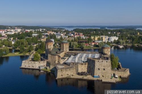 Фортеця Олафсборг в Савонлінні
